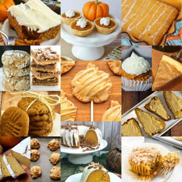 25 Easy thanksgiving desserts