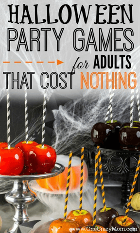 Here are some easy Halloween Party Games for Adults that will cost you nothing. Adults can have fun at Halloween too without breaking the bank.Try these easy Halloween party ideas for adults.