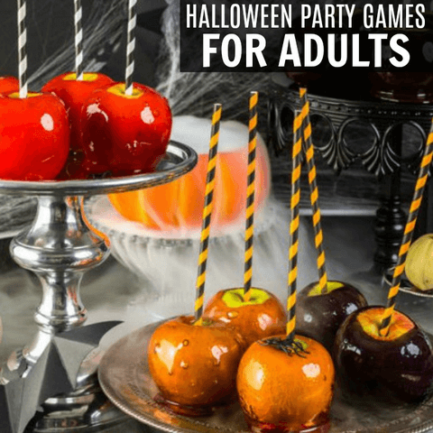 5 Halloween Party Games for Adults That Cost Nothing