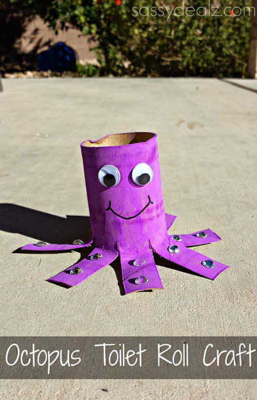 Toilet Paper Roll Crafts For Kids 20 Fun Toilet Paper