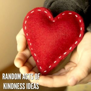 20 Random Acts of Kindness Ideas for Christmas
