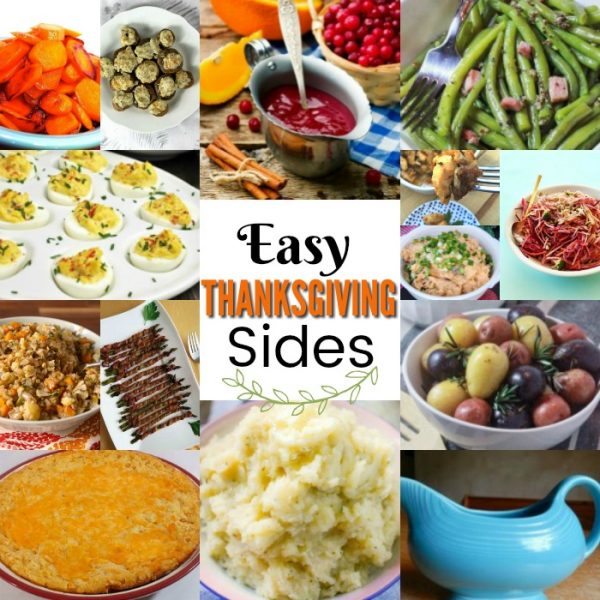 20 Easy Thanksgiving Sides to Try