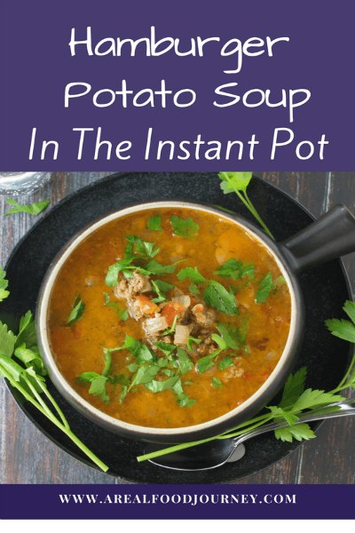With colder weather on the way, I'm looking for recipes that can warm us up but also be quick. Try Instant Pot soup recipes for a simple and frugal meal.