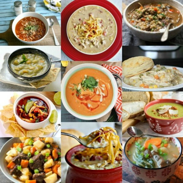 Over 25 Instant Pot Soup Recipes