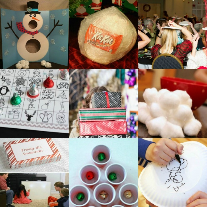 fun christmas party games christmas games ideas for everyone
