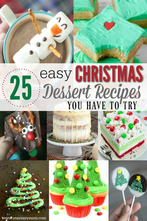 Try These Christmas Party Dessert Recipes 25 Treat Everyone Will Love
