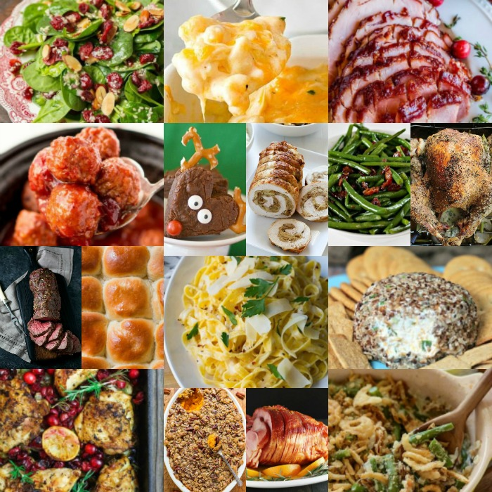 get ready for your holiday meal with these christmas dinner ideas30 christmas menu ideas