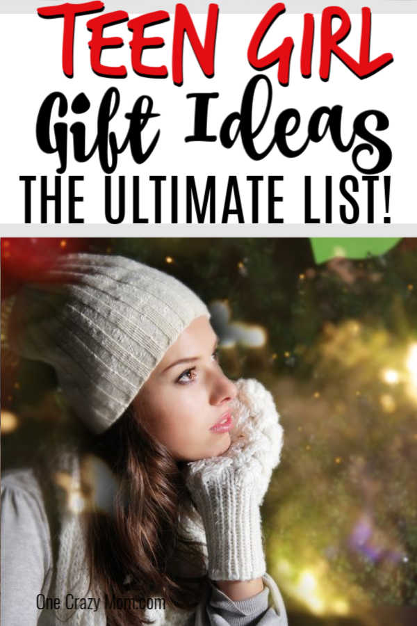 We have the best Gift ideas for teenage girls that will fit all budgets.  Find over 40 gifts for teenage girls they will love.