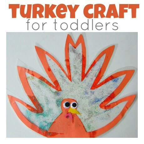 The kids will have a blast wiith these fun and easy Thanksgiving crafts for toddlers. 20 easy Thanksgiving crafts for toddlers they will love.