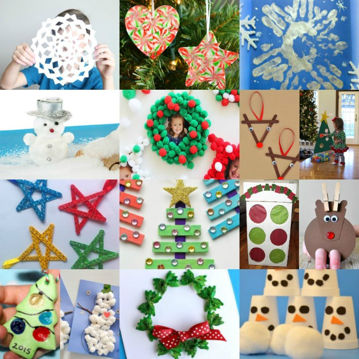 Christmas Activities for Kids - 20 Easy Christmas Ideas for Kids