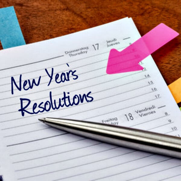 Find New Years Resolution ideas to get the year started right! 5 New Year Resolution Ideas you can keep. New Years Resolutions Ideas for the new year.