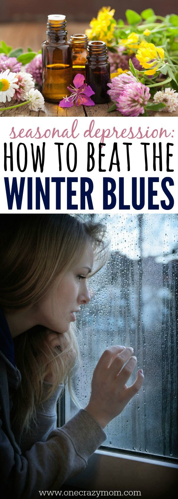 Learn how to beat seasonal depression. 7 tips to help get you through seasonal depression this winter. Use these suggestions during the rough months.