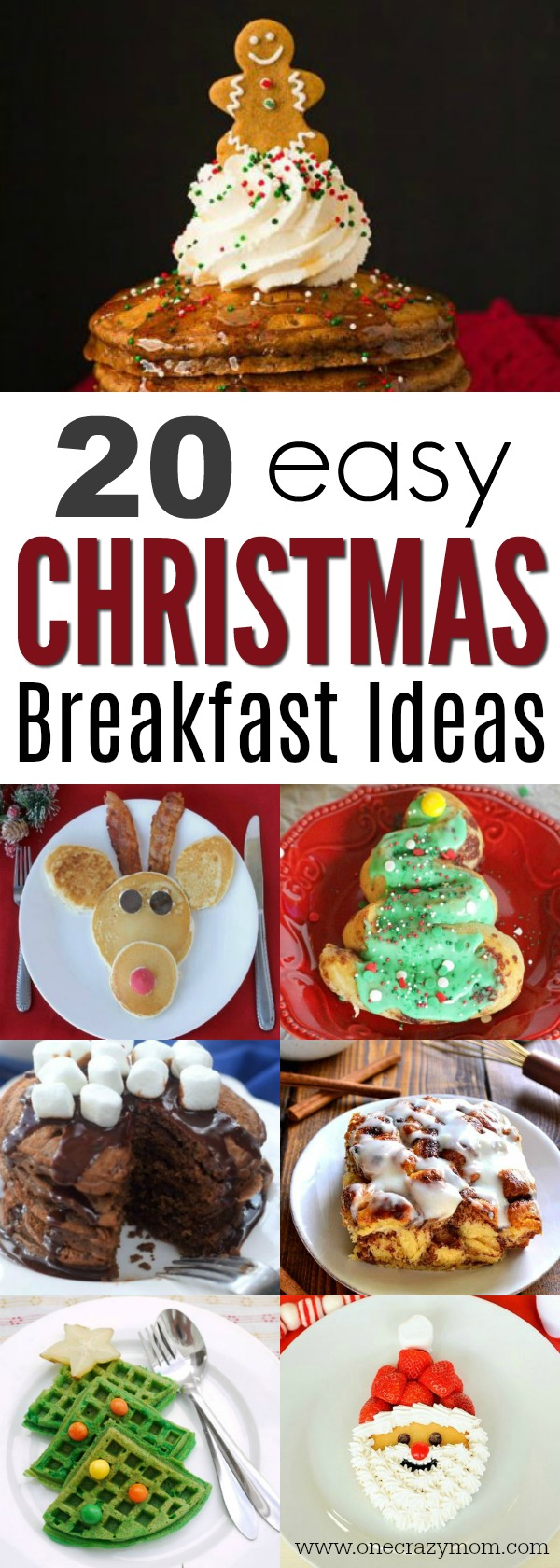 Make your Christmas breakfast menu special with these holiday breakfast ideas.20 Christmas breakfast recipes the family will love.Holiday breakfast recipes.