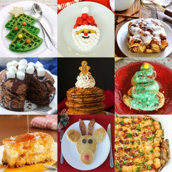 Easy Christmas breakfast ideas the Entire Family will love