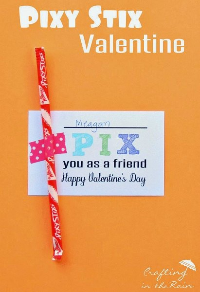 easy kids valentine cards