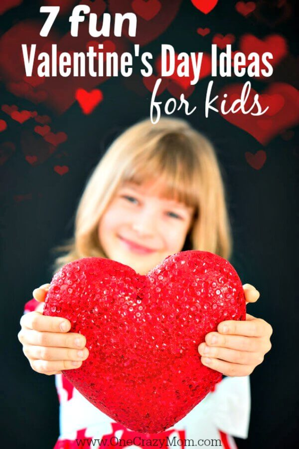 You will love these easy and creative Valentines Day Ideas for Kids. Find 7 budget friendly and fun valentines day ideas for kids.
