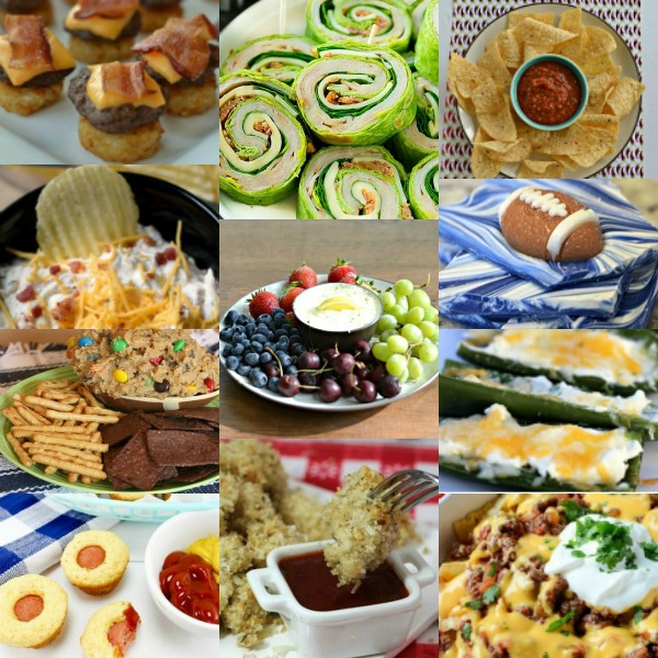 25 Super Bowl Snacks That Kids Will Love