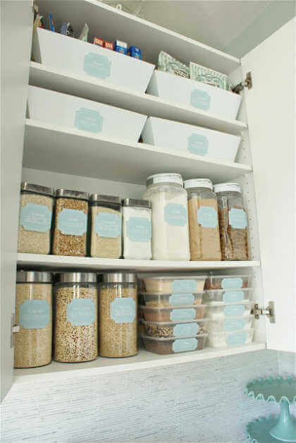 Get your home in order with Dollar Store Home Organization Ideas. 20 creative ways to make the most of your space with Dollar Store home organization.