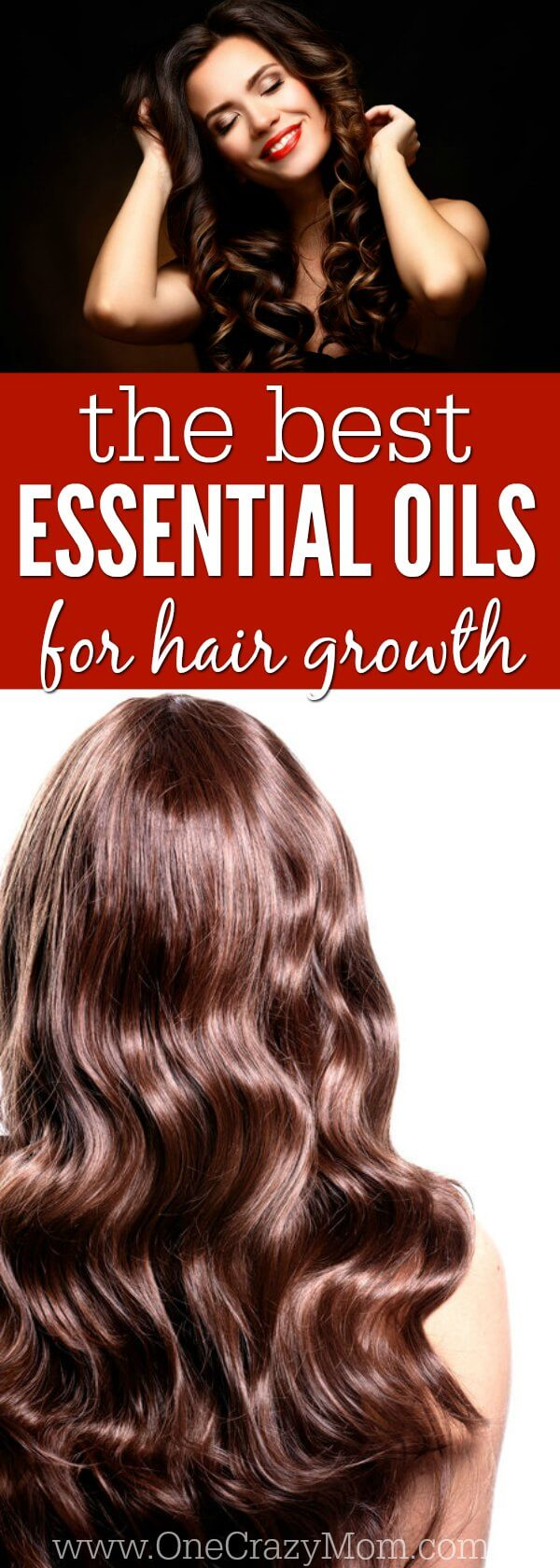 Learn all about the best oil for hair growth. Find the essential oils for hair growth. Give these essential oils to help with hair growth a try today.