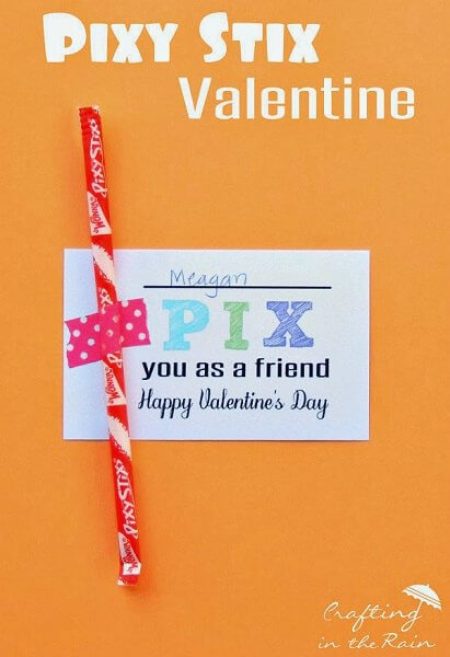 We have 15 easy kids valentines cards. Valentines cards for kids that include non candy ideas too. Try these fun and easy Valentines day cards for kids.