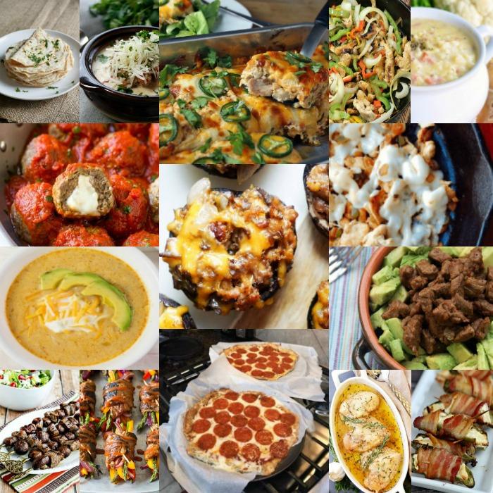 Easy Supper Ideas: 40 Easy Keto Dinner Recipes