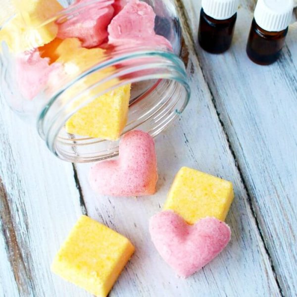 Easy to make DIY bath bombs Recipe