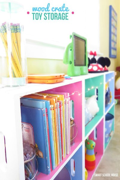 Easy Kids Toy Storage Ideas 15 Kids Storage Solutions