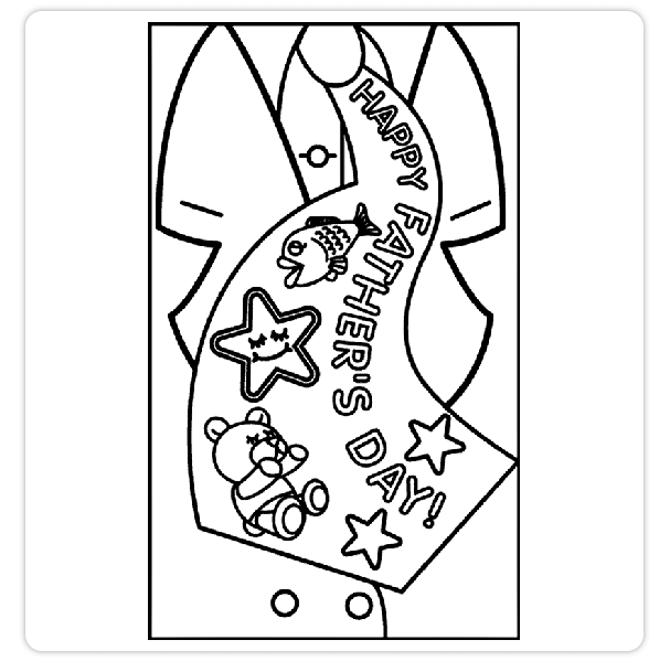 Here are some easy and free fathers day coloring pages that your kids can color this Fathers day. These happy fathers day coloring pages make great homemade fathers day gifts.Find 20 free happy fathers day coloring pages that Dad will love!