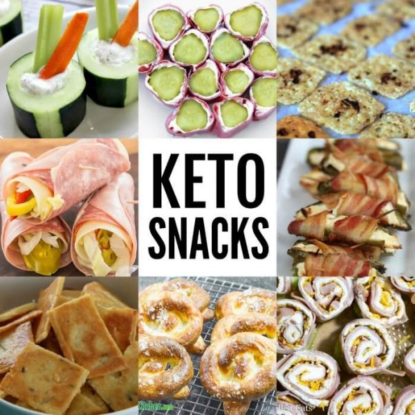 The Best Keto Snacks