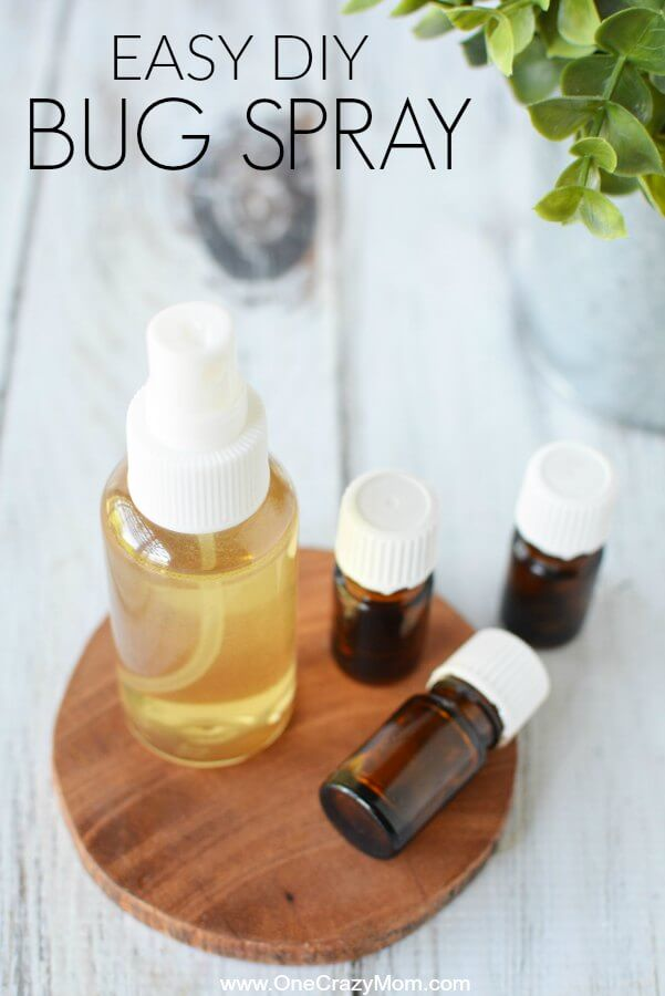 DIY Bug spray is very simple to make. This natural mosquito repellent works incredibly well and will prevent bug bites. Try this DIY mosquito repellent on the entire family. Everyone will love the fresh scent and how well it works.
