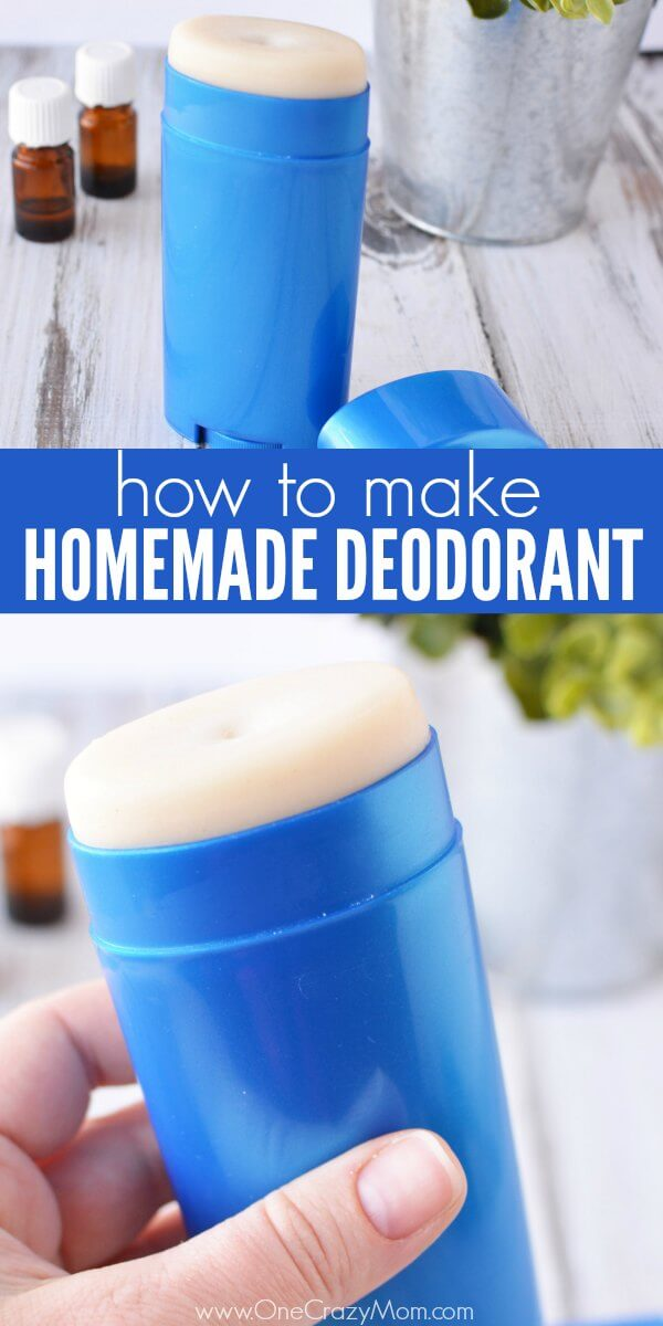 Try this homemade deodorant recipe. Coconut oil deodorant is the best all natural deodorant. You will love how well this all natural deodorant recipe works. It works great and is budget friendly. Plus, it's very quick and easy to make!