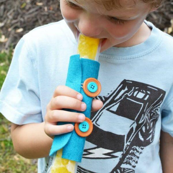 Easy DIY Popsicle Holder