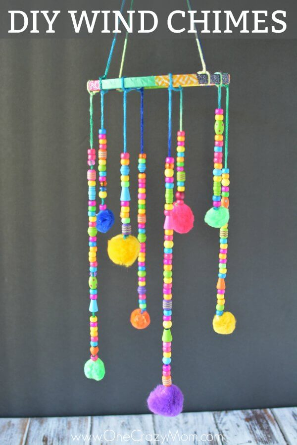 Diy Wind Chimes Learn How To Make Wind Chimes