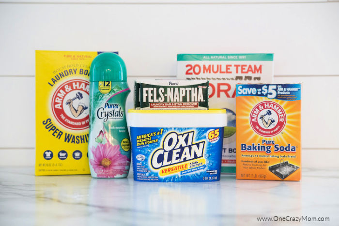 Best Homemade Laundry Detergent