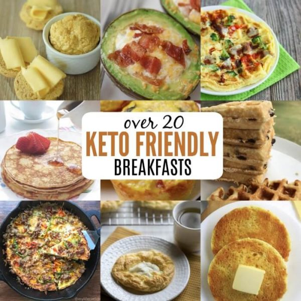 Over 20 Easy Keto Breakfast Ideas