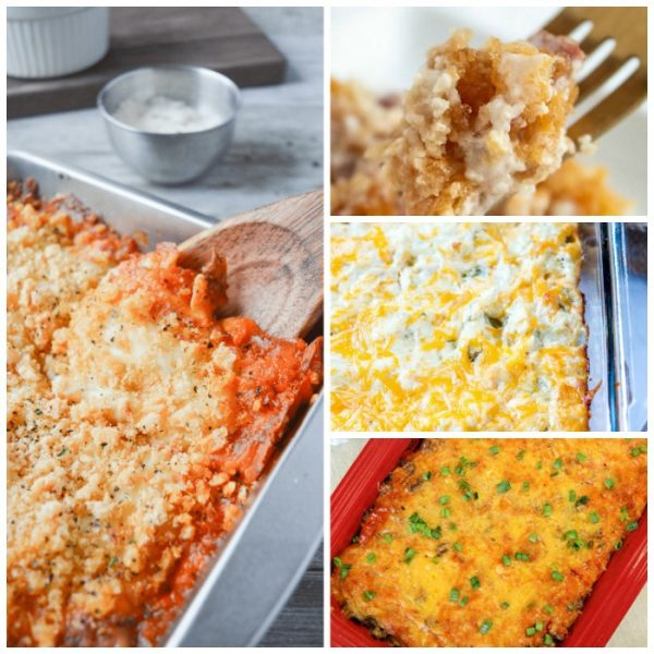 Over 25 Easy Keto Casseroles