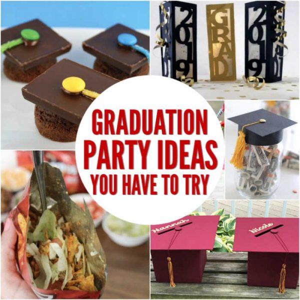Fun Graduation Party Ideas