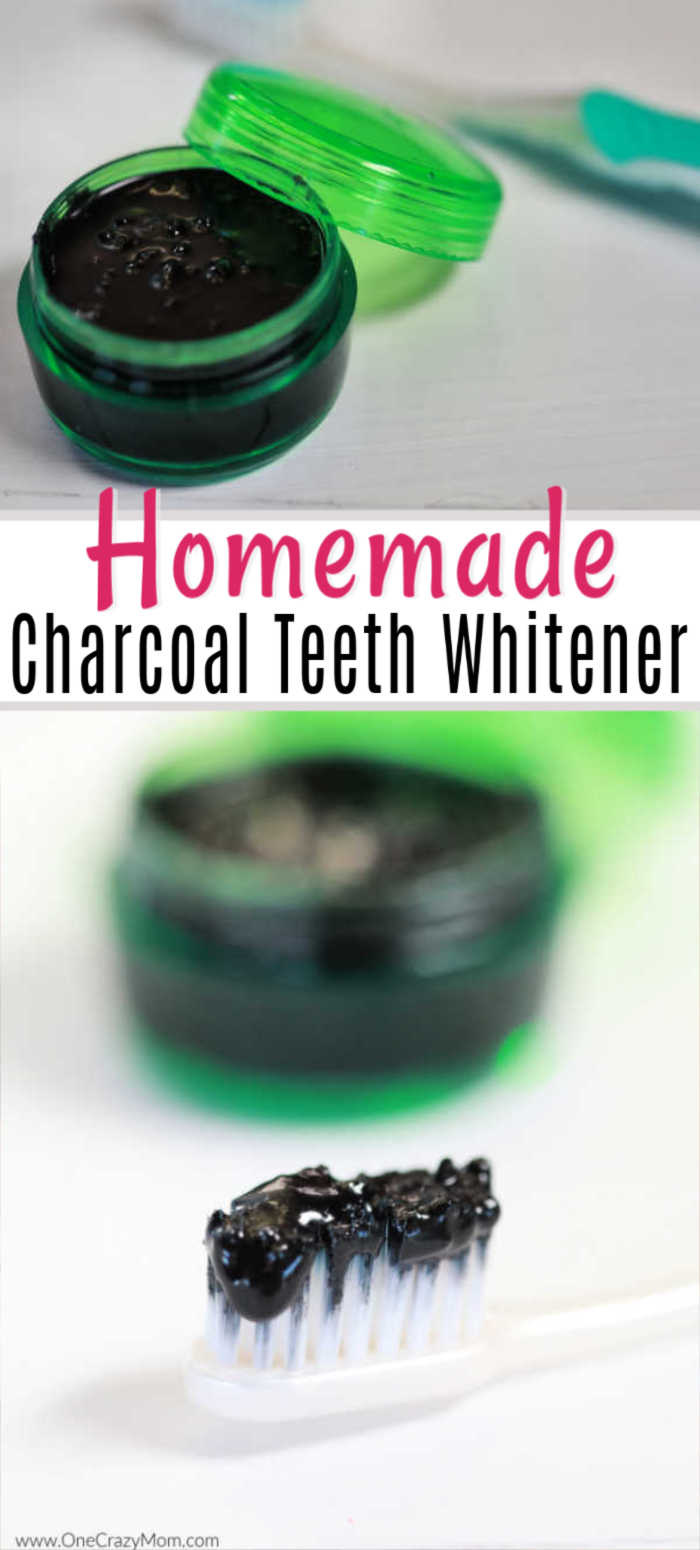 Activated Charcoal Teeth Whitening works great while being all natural. Homemade charcoal teeth whitener is easy to make and you will have a brighter smile.