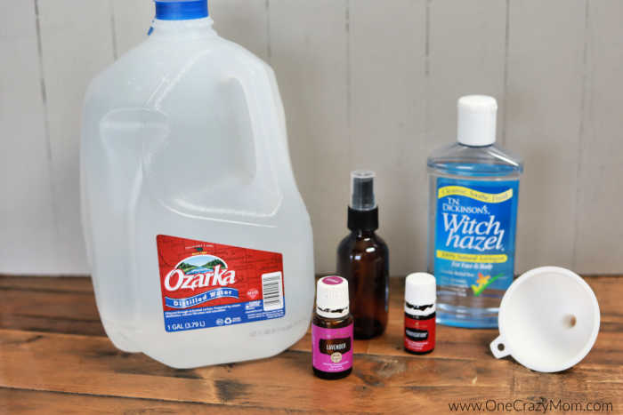 Make this easy DIY Essential Oil Bug Spray to keep bugs away naturally. No worries about harsh chemicals when you make this essential oil bug repellent.