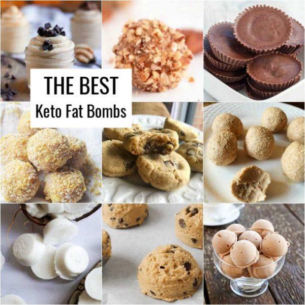 Easy Keto Fat Bomb Recipes