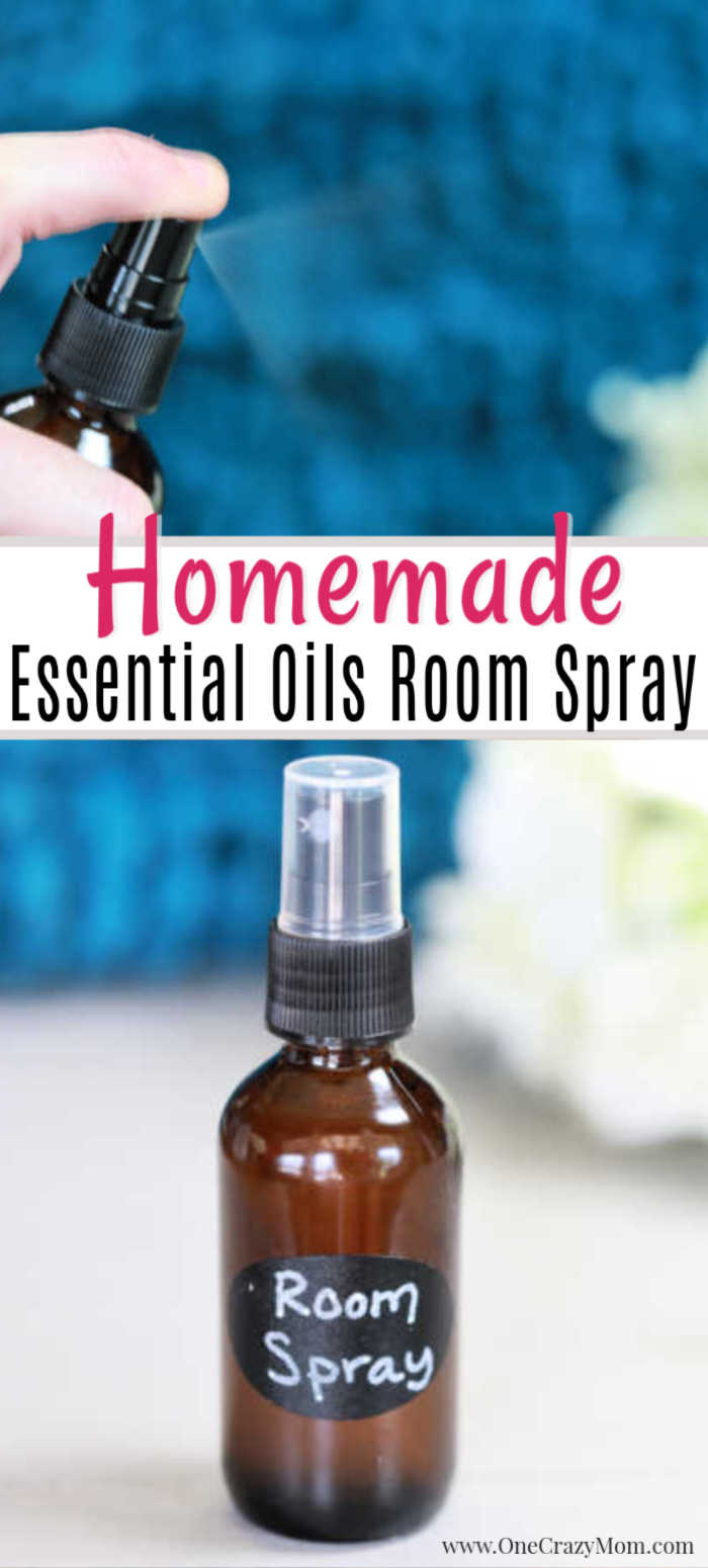 DIY Room Spray is an all natural way to freshen your home, car and more. Learn how to make DIY Essential Oil Room Spray with just a few simple ingredients.