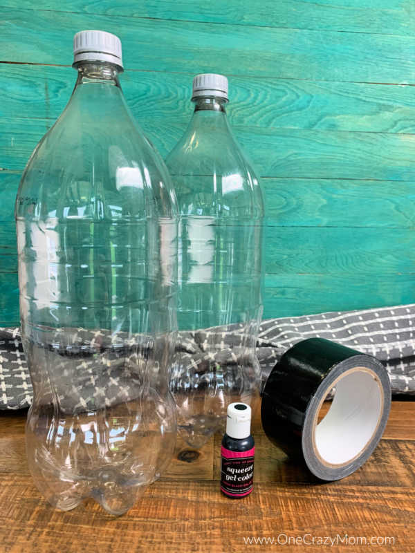 Learn how to make a tornado in a bottle for a fun experiment. This is the perfect activity to keep the kids entertained while being easy and frugal.