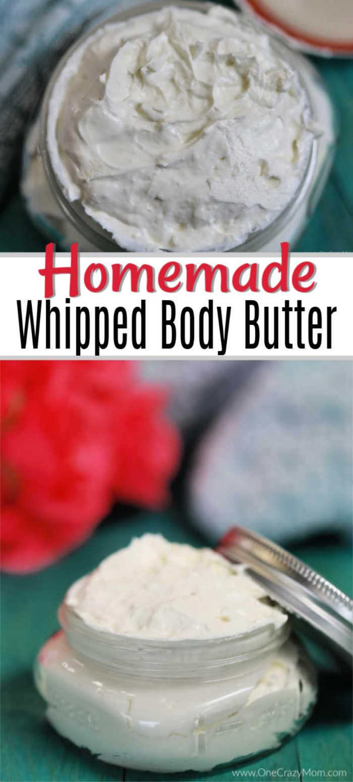 DIY BODY BUTTER is simple to make and for a fraction of the price of store bought. Make this body butter recipe with little effort and have softer skin.
