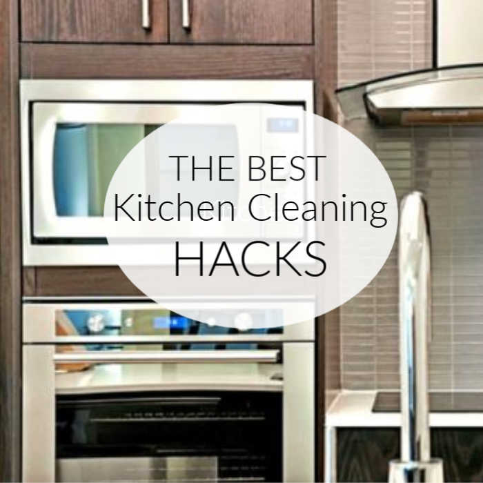 Kitchen Cleaning Tips: 15+ Kitchen Cleaning Tips