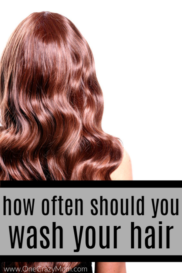How Often Should You Wash Your Hair How To Wash Hair Less