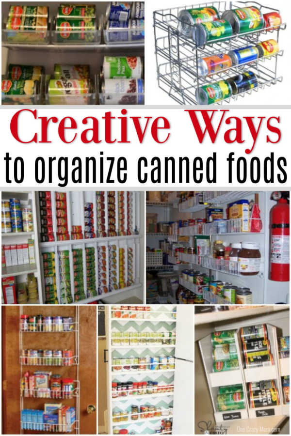 Canned Food Storage Ideas The Best Canned Food Storage Hacks