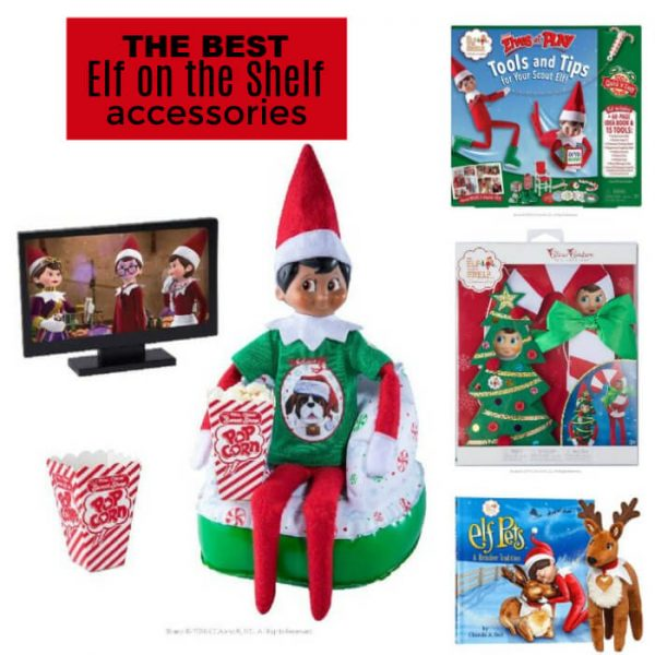 The Cutest Elf on the Shelf Accessories You need this year!