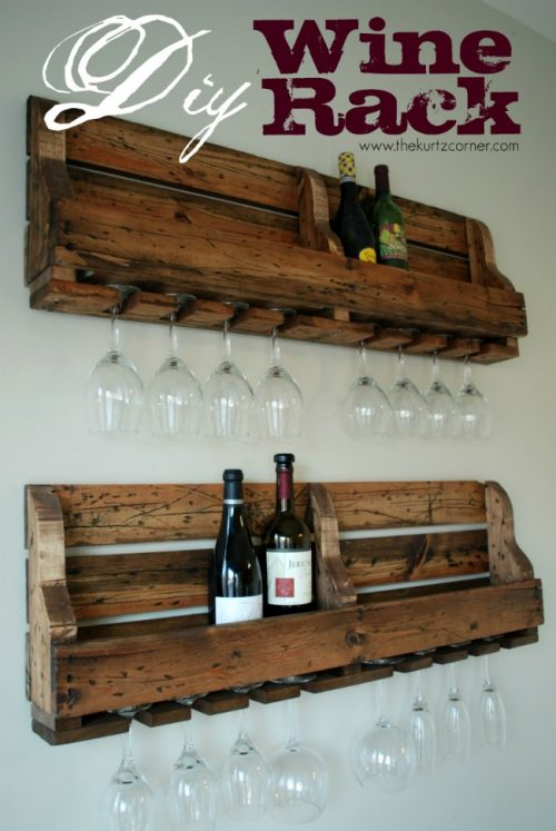 Find over 20 DIY Wood Pallet Ideas for your home that are easy to make and budget friendly. These unique pallet ideas are functional and so pretty.