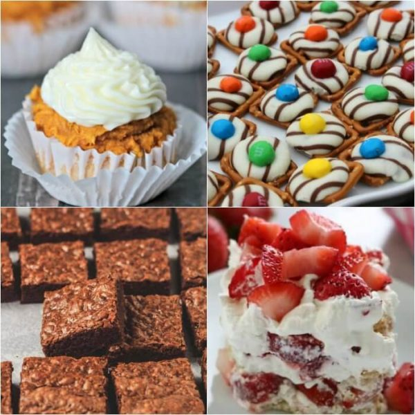 3 ingredient desserts You're Going to Love!