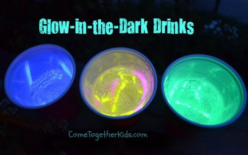 Find over 20 Glow in the dark party ideas that are easy and budget friendly. Your next party will be fabulous with these glow in the dark party decorations.